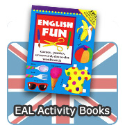 English (EAL) Activity Books