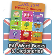 English (EAL) Word Books & Dictionaries