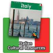 Italian Cultural Resources