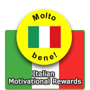 Italian Motivational Rewards
