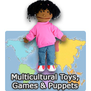 Multicultural Toys, Games and Puppets
