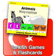 Turkish Games & Flashcards