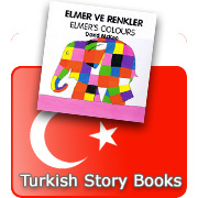 Turkish Story Books