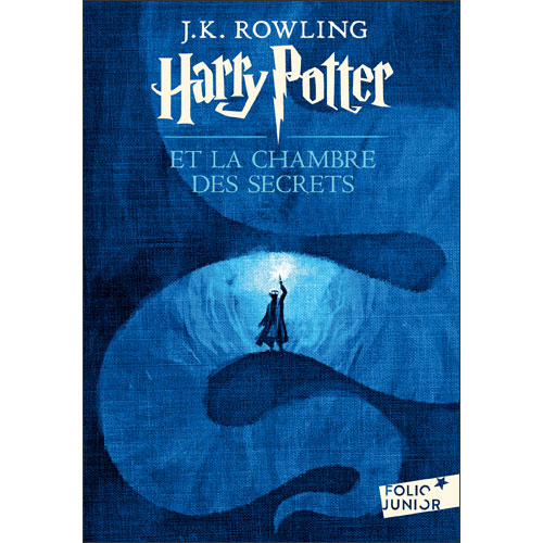Harry potter and the chamber of secrets in french j k for Chambre in french