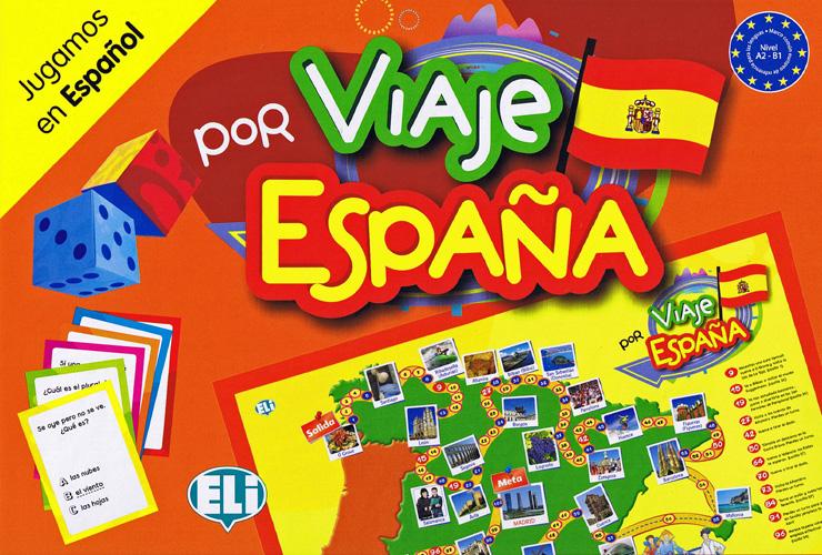 Viaje por espa a little linguist - Viaje de novios espana ...