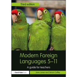 Modern Foreign Languages 5 - 11 - a Guide for Teachers (2nd Edition)