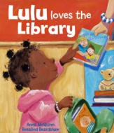 Lulu Loves the Library (with Multilingual CD) - Hardcover Edition
