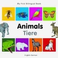 My First Bilingual Book - Animals (German - English)