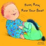 Row, Row, Row Your Boat ( Spanish / English )