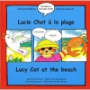 Lucy Cat at the Beach / Lucie Chat à la Plage