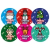 French Christmas Stickers -  Pack of 144