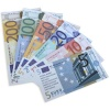 Play Euro Notes (Set of 60)