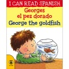 I can read Spanish - Jorge el pez dorado / George the goldfish