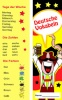 German Bookmarks - German Vocabulary (Pack of 20)