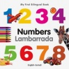 My First Bilingual Book - Numbers (Somali - English)