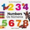 My First Bilingual Book - Numbers (Portuguese - English)