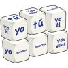 Spanish Word Dice - Pronouns (Set of 6)