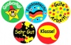 German Mini Stickers - Mixed Pack of 605