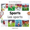 My First Bilingual Book - Sports (French - English)