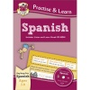 CGP Practise & Learn Spanish: Ages 7 - 9