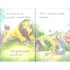 Usborne English Learner's Editions 1: Elementary  - Clever Rabbit and the Lion