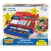 Pretend & Play® Calculator Cash Register with Play Euro Money