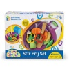 Stir Fry Play Food Set