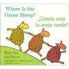 Donde esta la oveja verde? / Where Is the Green Sheep?