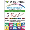 Write & Wipe Flashcards: Numbers in German / Zahlen auf Deutsch