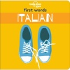 Lonely Planet Kids: First Words Board Book - Italian