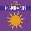 Lonely Planet Kids: First Words Board Book - Mandarin