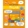 Lonely Planet Kids - First Phrases Italian