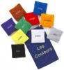 French Bean Bags - Colours