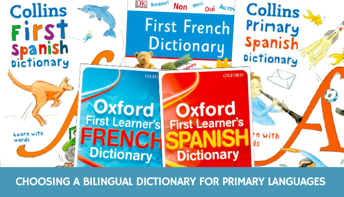 Which Dictionary for Primary Languages