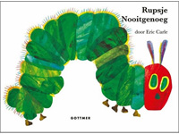 The Very Hungry Caterpillar in Dutch