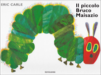 The Very Hungry Caterpillar in Italian