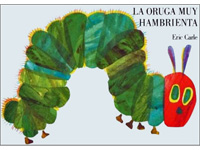 Hungry Caterpillar in Spanish