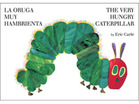 The Very Hungry Caterpillar Spanish English Bilingual