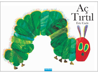 The Very Hungry Caterpillar in Turkish