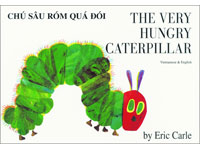 The Hungry Caterpillar Vietnamese