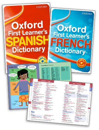 Oxford Primary Dictionaries