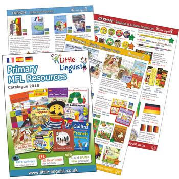 Primary MFL Resources Catalogue and EAL Catalogue - Little Linguist