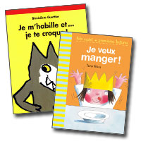 Year 3 French Story Books