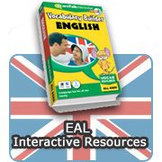English (EAL) Interactive Resources