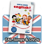English (EAL) Songs & DVDs