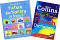 French Word Books & Dictionaries