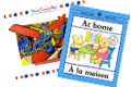 French / English First Bilingual Word Books
