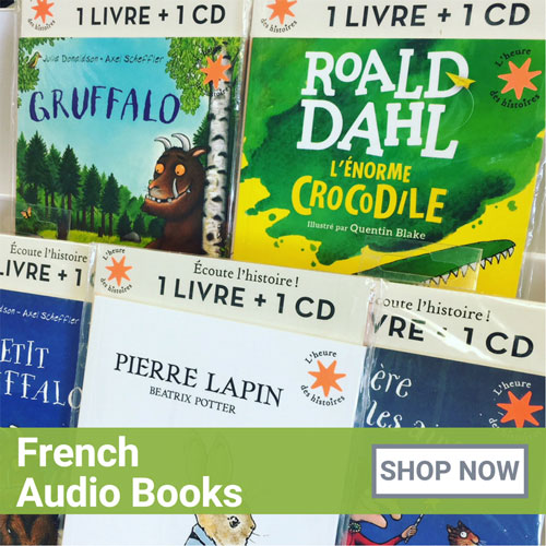 French Audio Books