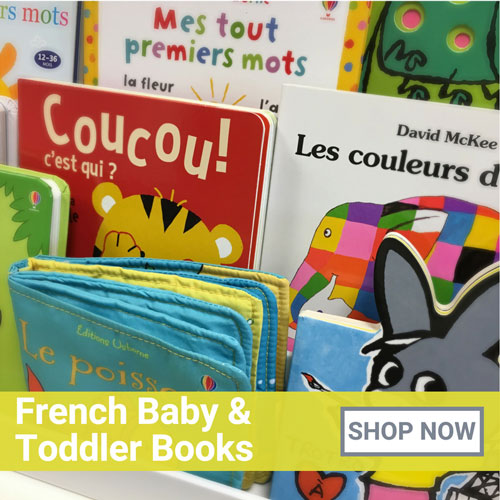 French Baby & Toddler Books