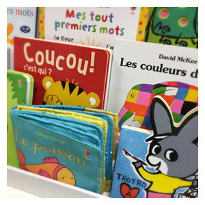 French Baby Books